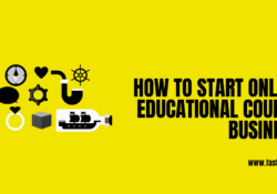 How to Start Online Course Business in India 1