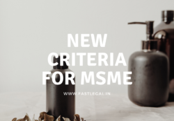 New criteria for classification of micro, small and medium enterprises (MSME) 1