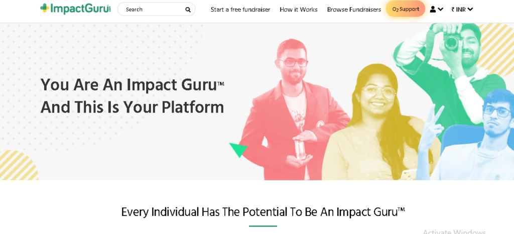 Top Fundraising Platforms for NGO's in India 1
