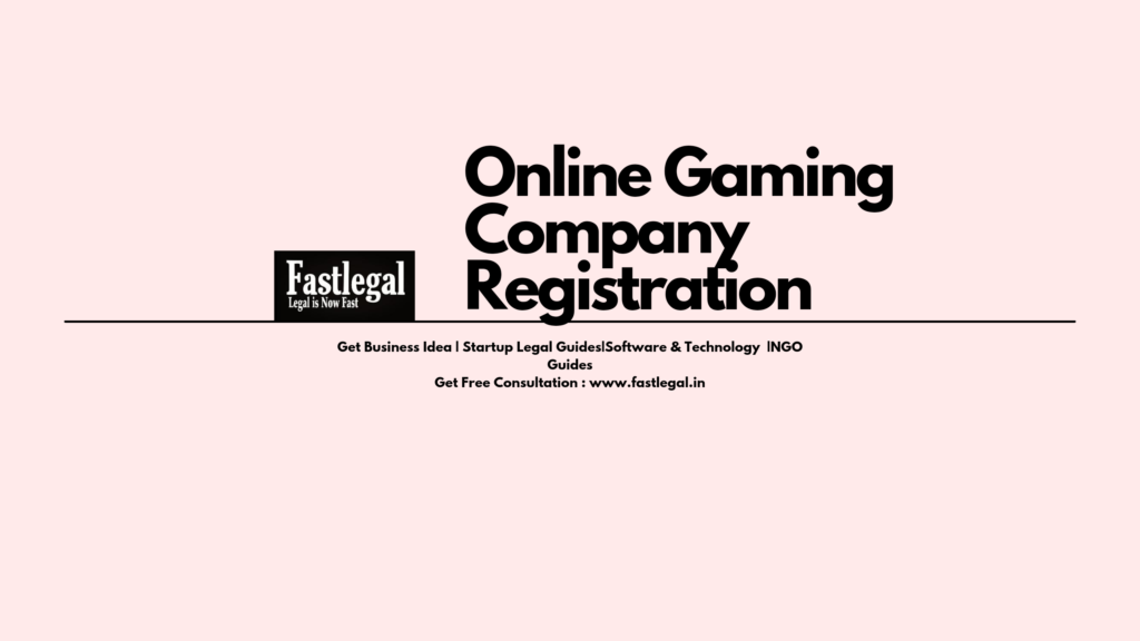 Online Gaming Company