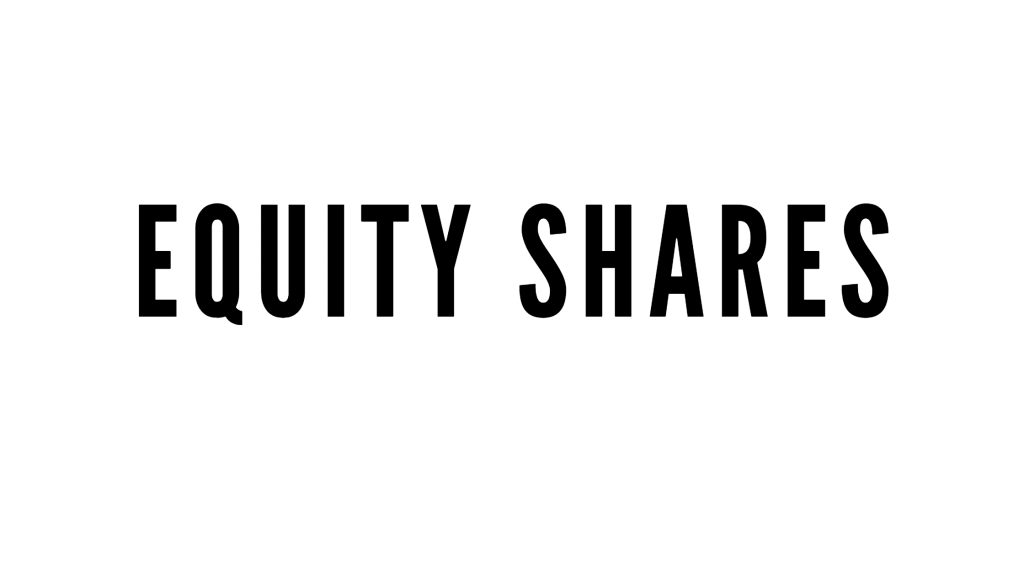 equity share